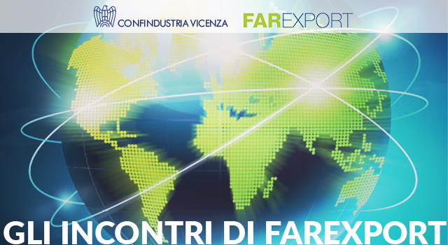 Tornano gli incontri di FarExport: 4 tappe in giugno per il marketing efficace all'estero